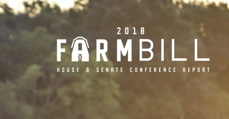 WHAT DOES THE 2018 FARM BILL DO?
