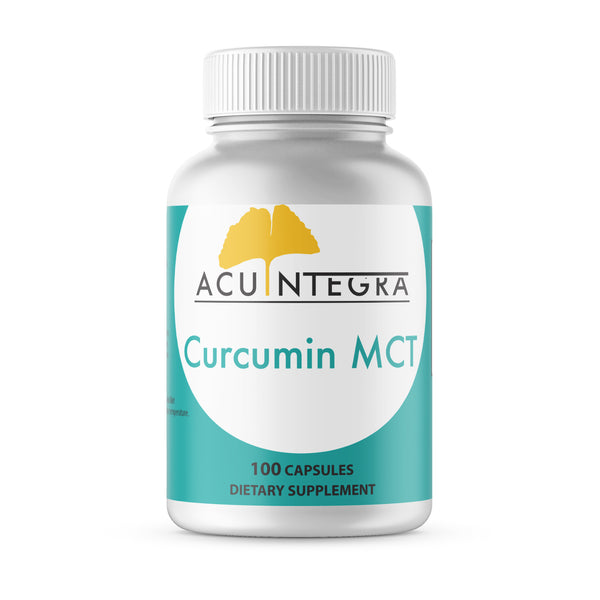 Curcumin MCT (Inflammation Modulation, Anti-Oxidation Support, Detoxification Support)