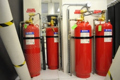 co2 fire suppression