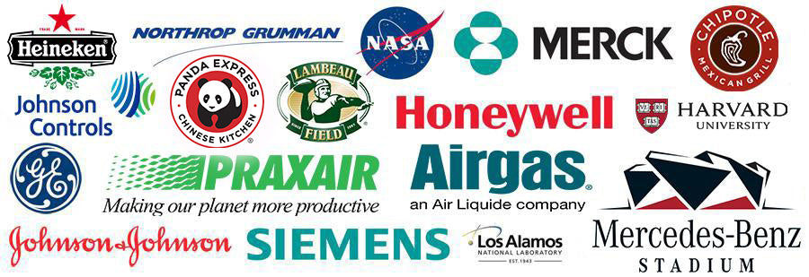 CO2Meter Customers and Partners in the Industry