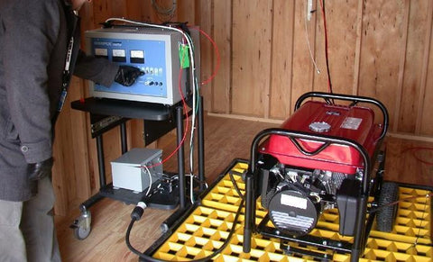 Generator and Carbon Monoxide Poisoning