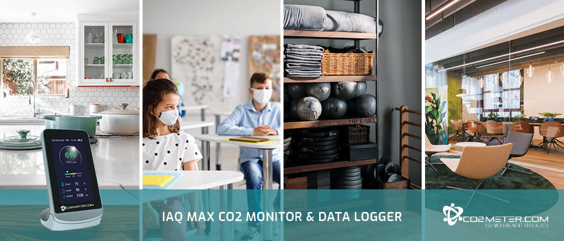 CO2 Transmitters and Monitors for Indoor Air Quality and HVAC Solutions