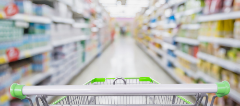 Supermarket Commercial Indoor Air Monitoring