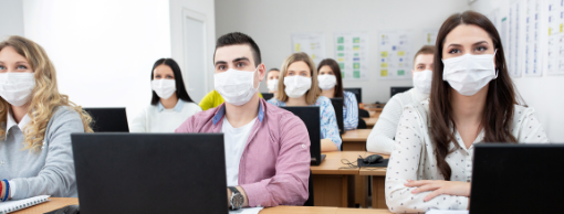 classroom indoor air quality covid19