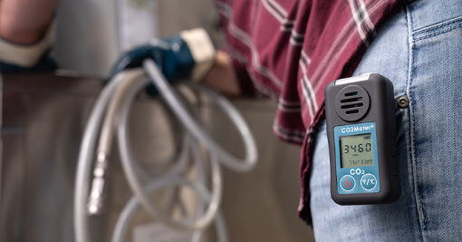 CO2Meter Personal Safety Monitors