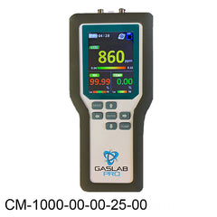 100% Carbon Dioxide Sampling Data Logger