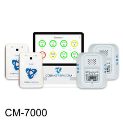 View the CM-7000 CO2 Multi Sensor System