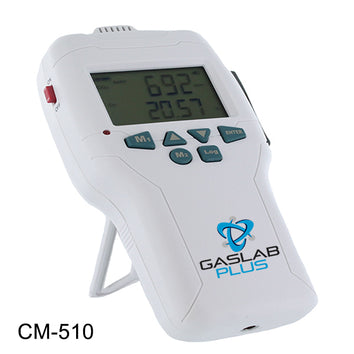 Multi Gas (CO2, CO, O2, NH3) Handheld Detector