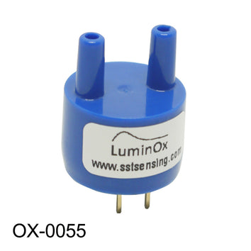 UV Flux  25% Oxygen Smart Flow Through Sensor