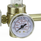 CO2 Tank Regulator with Solenoid Valve
