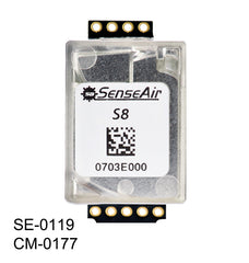 S8 Miniatura 10,000ppm CO2 Sensor