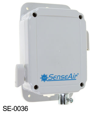 eSense Low-Temperature CO2 Transmitter