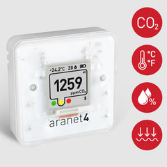Aranet4 HOME Indoor Air Quality Monitor