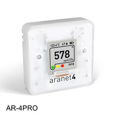 Aranet4 PRO Indoor Air Quality Monitor