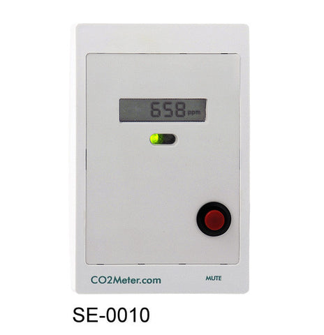 eSense CO2 Alarm for LEED