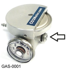 Demand Flow Regulator for Calibration