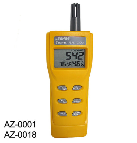 Co2 Meter Portable Battery Operated Carbon Dioxide Meter