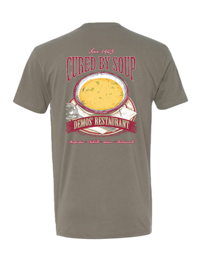 Cured By Soup T-Shirt