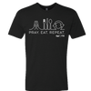 Pray, Eat, Repeat T-Shirt