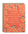 Hymn Greeting Card