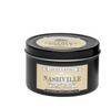 Nashville Travel Tin Candle