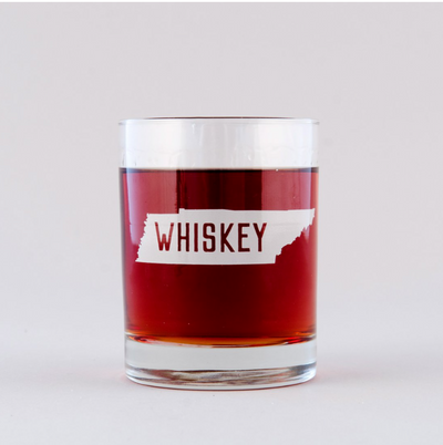 Tennessee Whiskey Glass