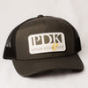 PDK Logo Patch Hat