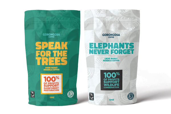 Conservation Combination - two 12oz bags