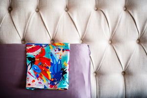 Color Splash Pillowcase