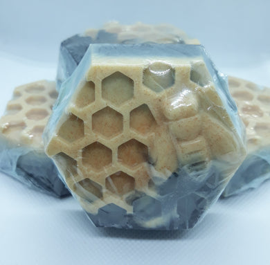 Lemon Honey Cleansing Bar