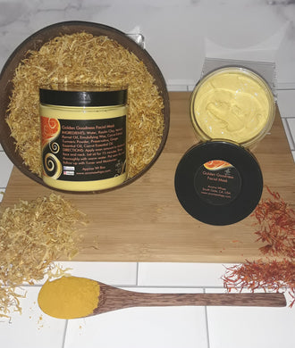 Golden Goodness Facial Mask