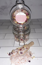 Load image into Gallery viewer, Wild Rose Bath Salts