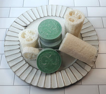 Load image into Gallery viewer, Winter Mint Loofah Soap