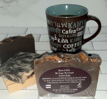 Load image into Gallery viewer, Black Coffee Artisan Soap