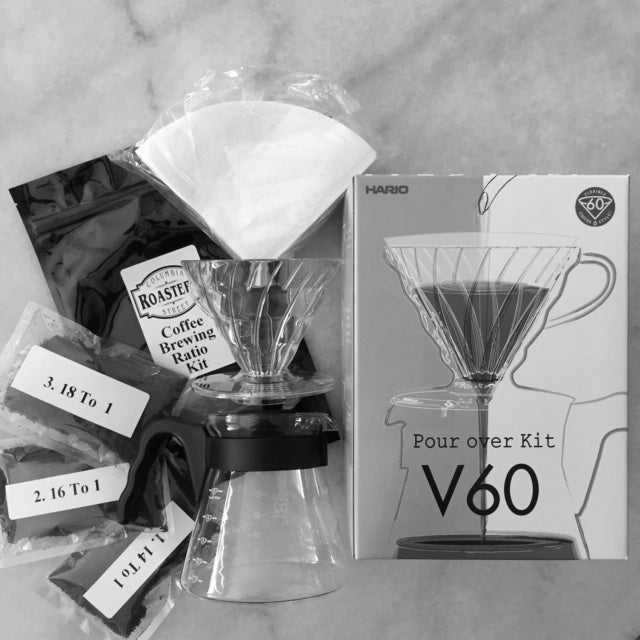 Virtual Coffee Brewing Class - V60