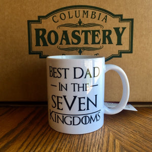 Best Dad Seven Kingdoms Mug