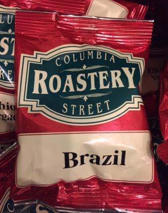 Sample Packet - Brazil