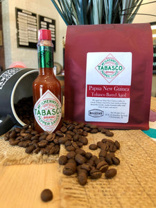 Tabasco Barrel Aged Coffee