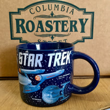 Star Trek Enterprise Mug