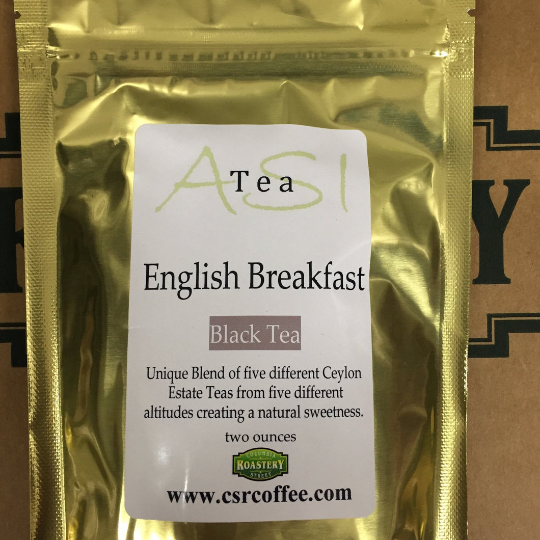 Hot Tea - Black - English Breakfast