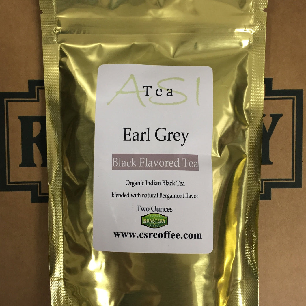 Hot Tea - Black - Earl Grey