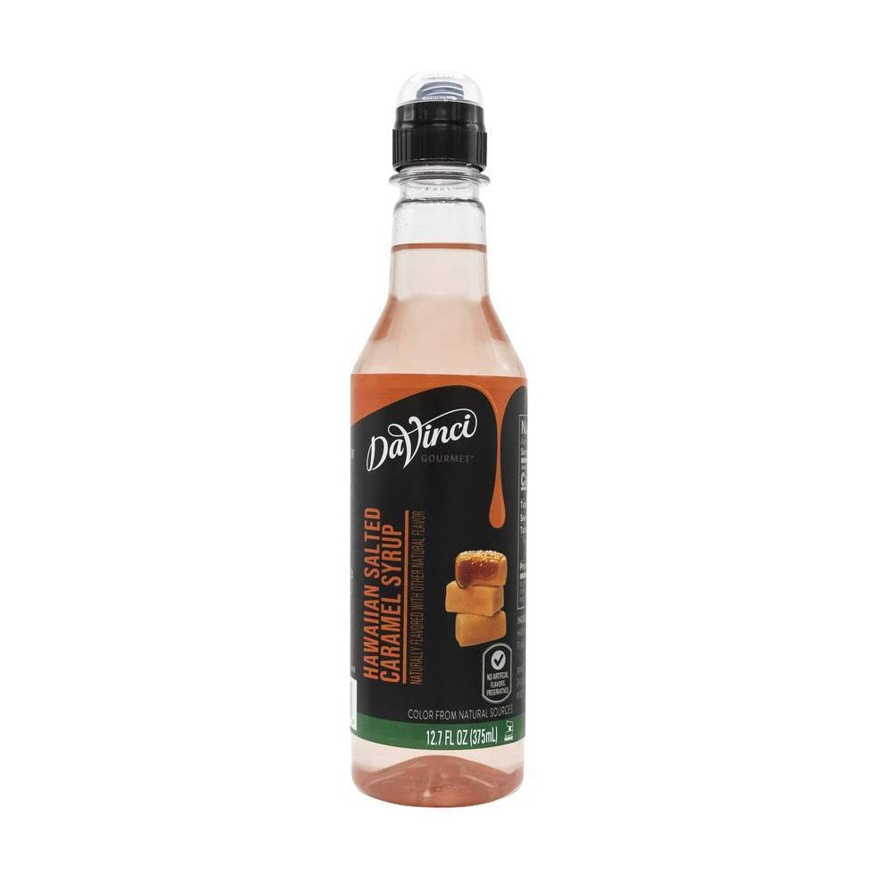 Hawaiian Salted Caramel Syrup - 375ml