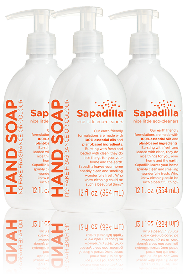 HAND SOAP 3 PACK