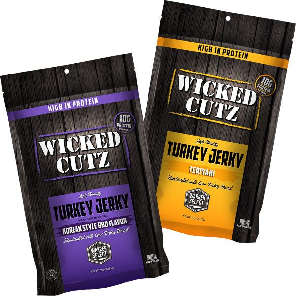 Turkey Jerky MEGA Pack