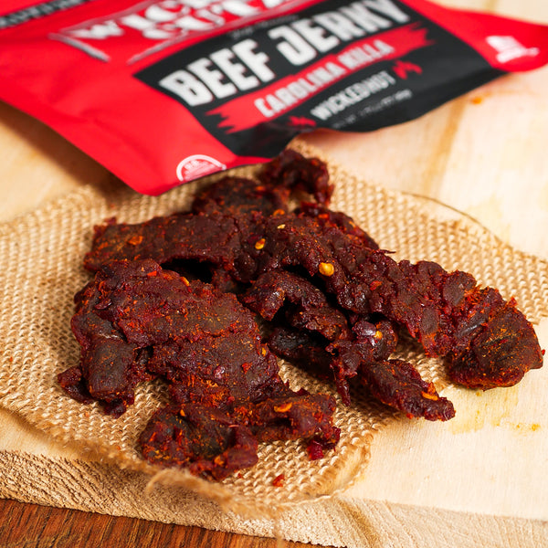 Carolina Killa Beef Jerky MEGA Bag