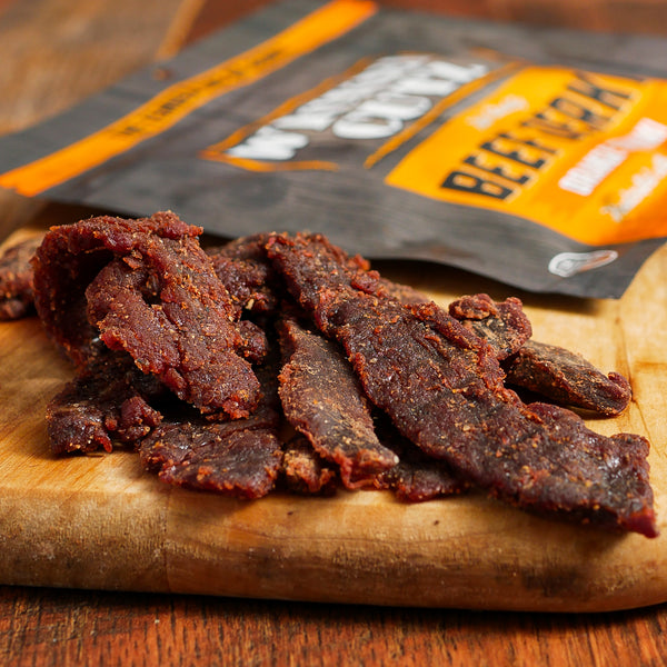 Orange Teriyaki Beef Jerky MEGA Bag