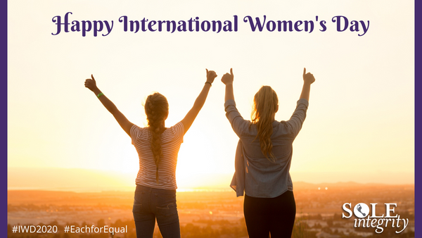 Happy International Women's Day - Women's Footwear for all occasions