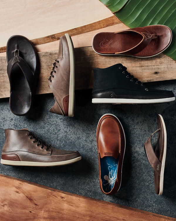Mens Shoe Trends 2019