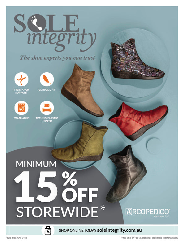 Sole Integrity Winter Catalogue