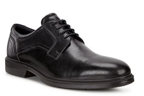 ecco lisbon mens work shoe